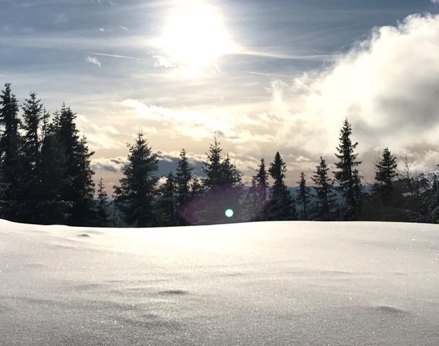 Winterlandschaft Lachtal