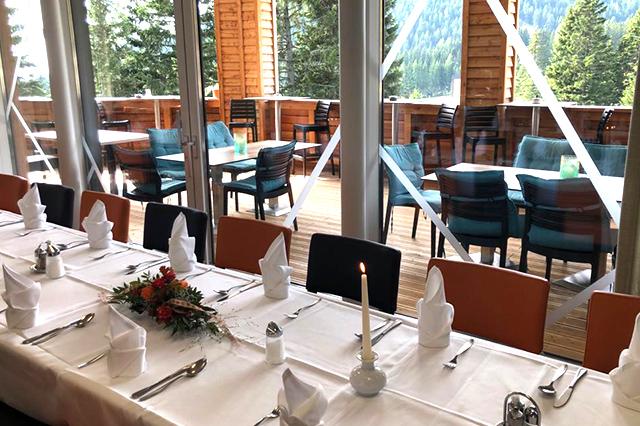 Restaurant Pizzeria Lachtal zum Zwanziger mit Terrasse