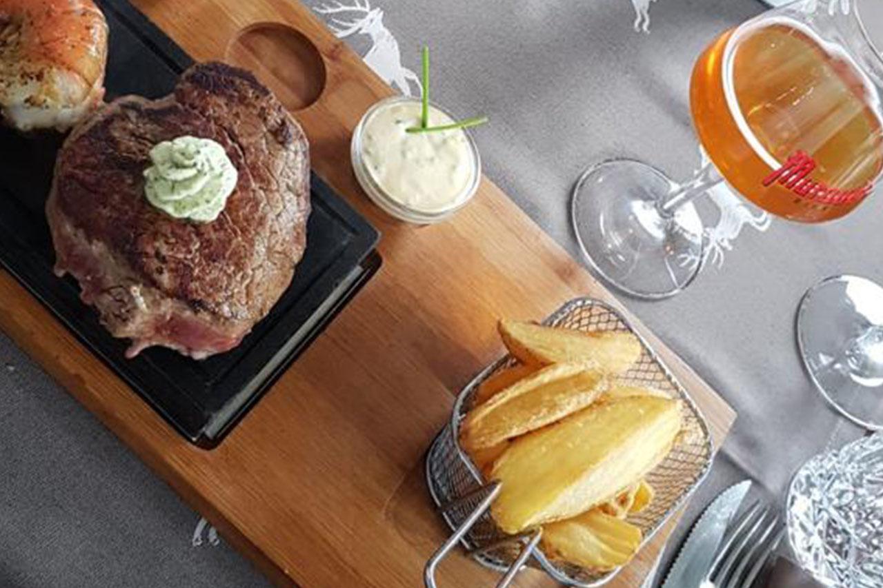 Restaurant Pizzeria Lachtal zum Zwanziger Steak